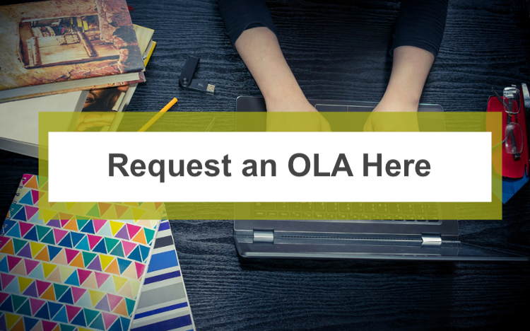 Click here to apply for an ola